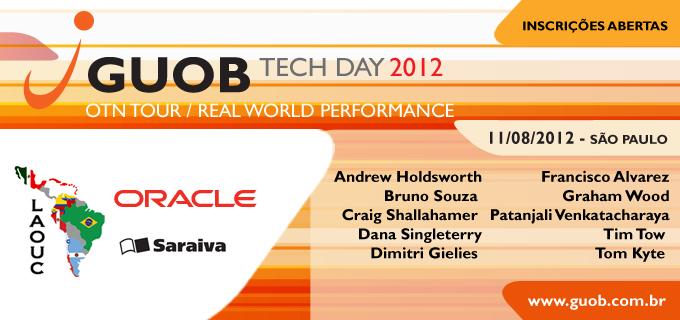 GUOB Tech Day 2012