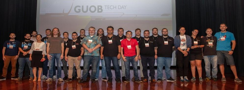 Home | Grupo de Usuários Oracle - Tecnologia - GUOB